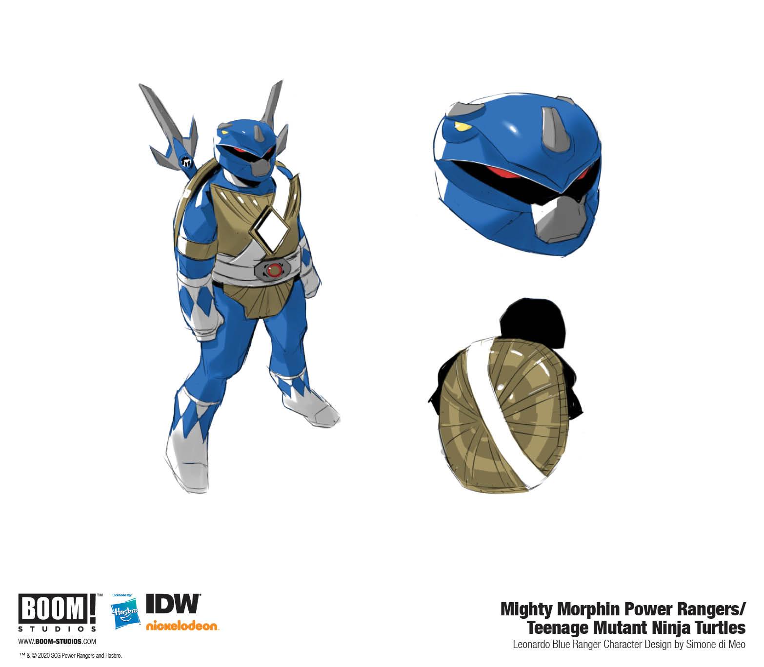 Illustration: IDW/Boom! Studios