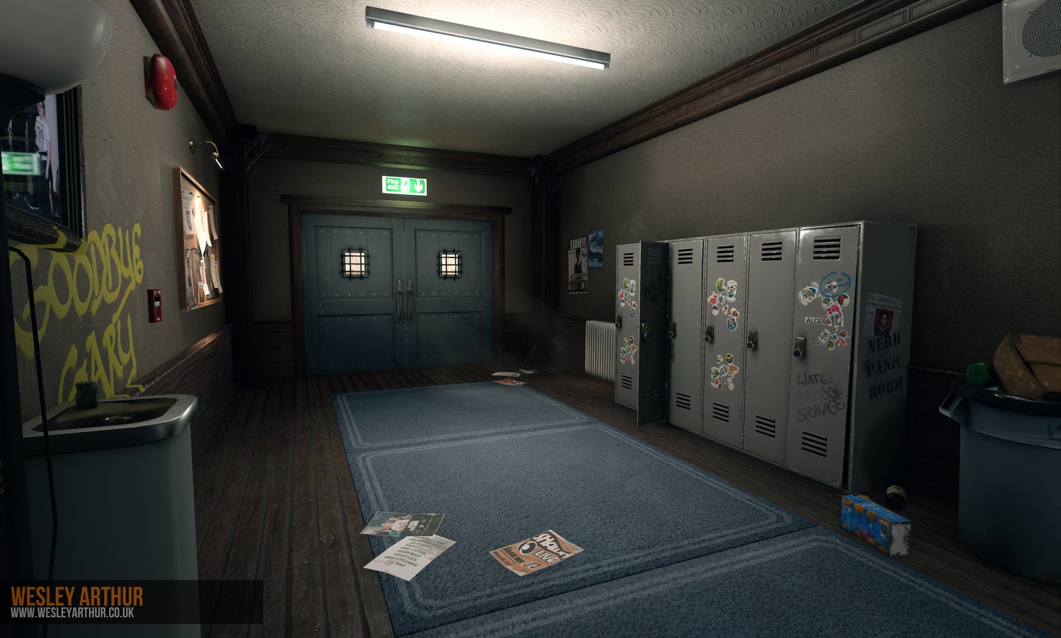 Bullworth Academy from Rockstar's Bully Gets an HD Makeover