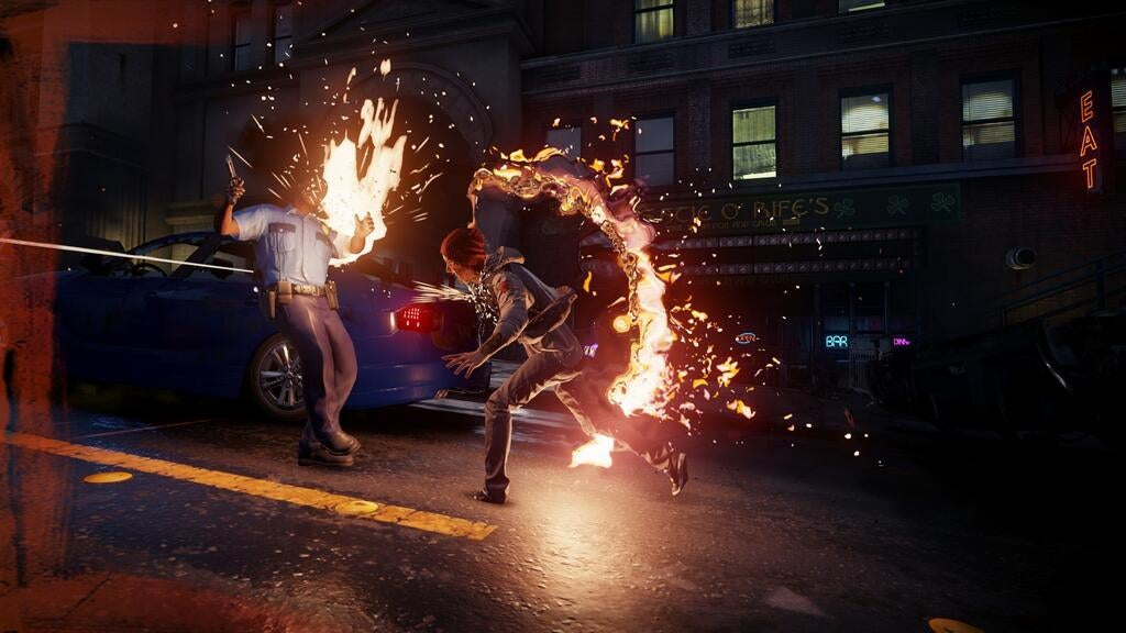 Infamous: Second Son's New Photo Mode Is A Blast