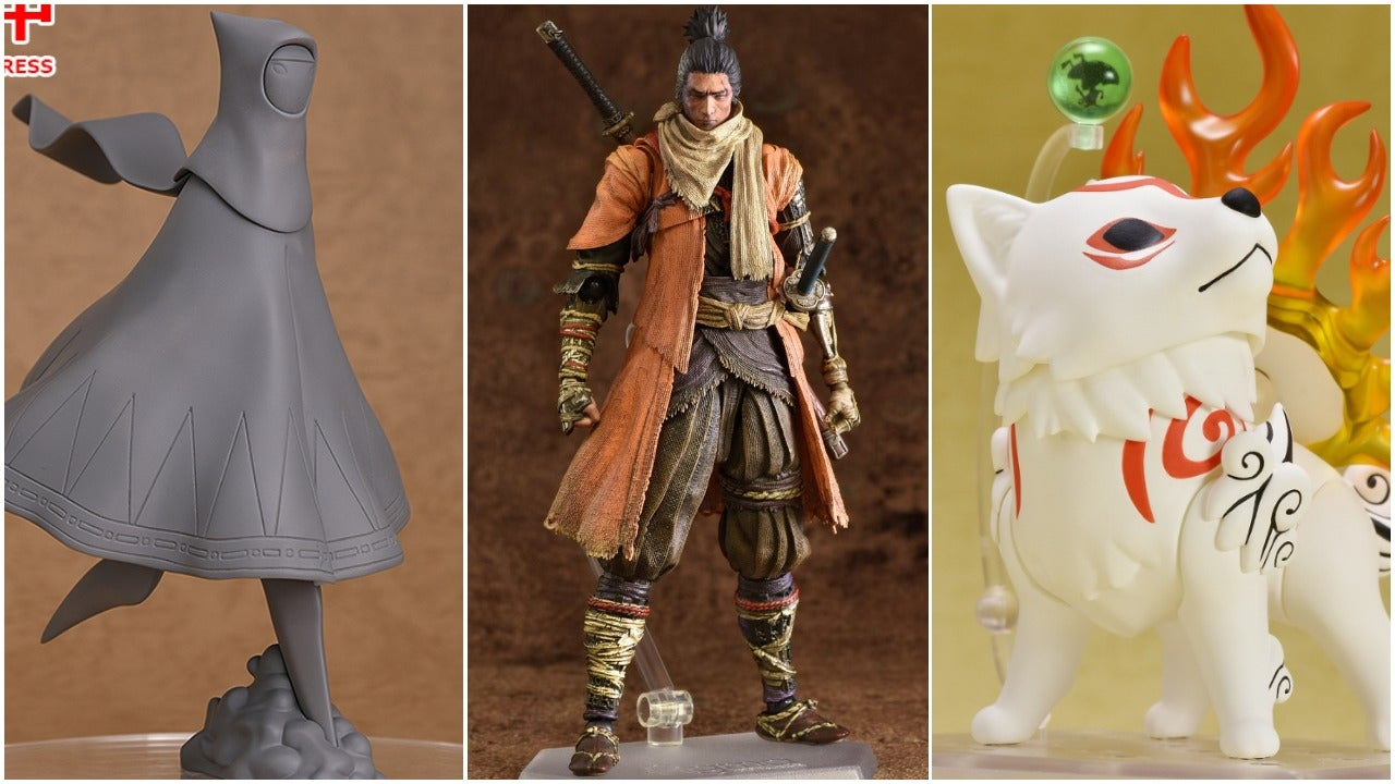 This Month Brings Excellent New Anime And Video Game Figures