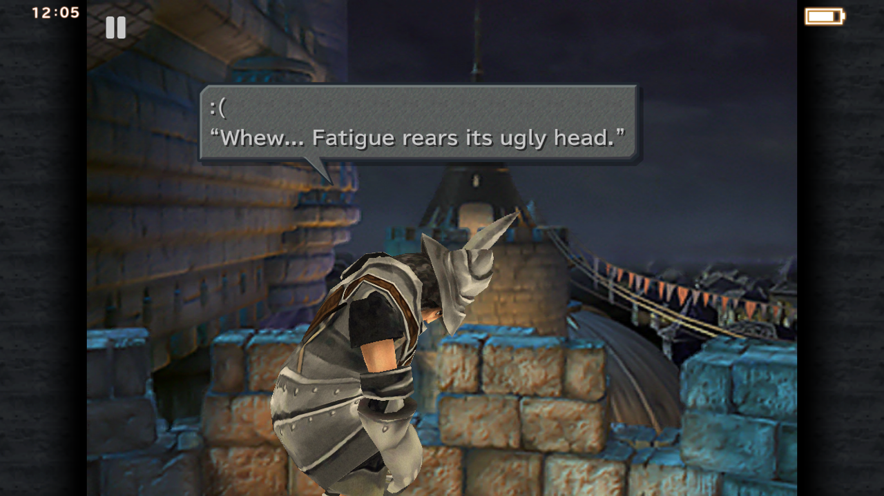 Final Fantasy IX Can Be Silly