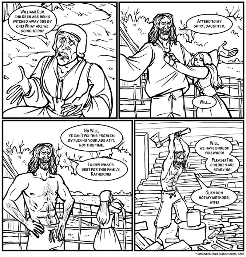Sunday Comics: A Tawdry History