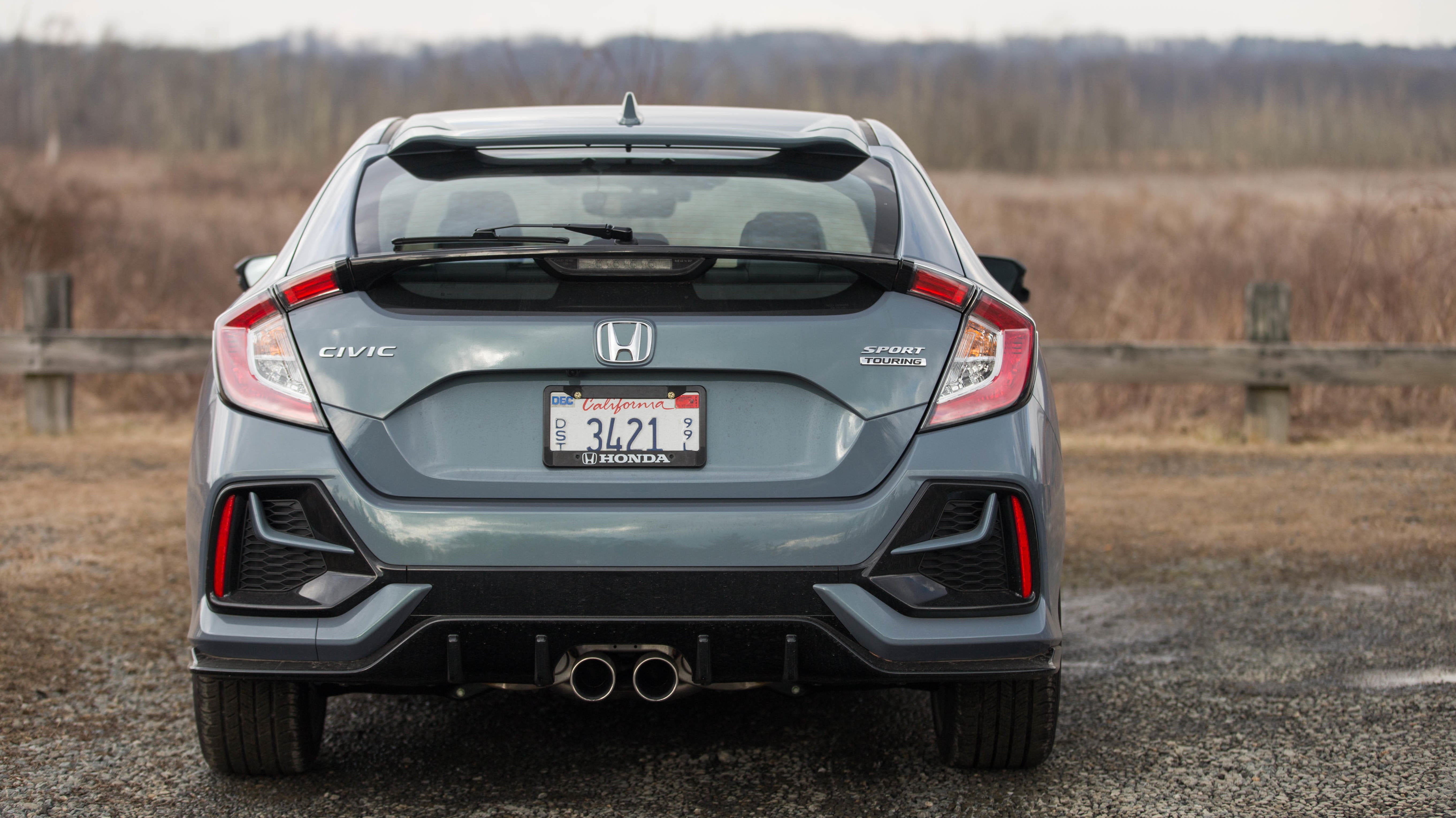 You All Hated The Honda Civic's Butt So Much Someone Fixed It For You