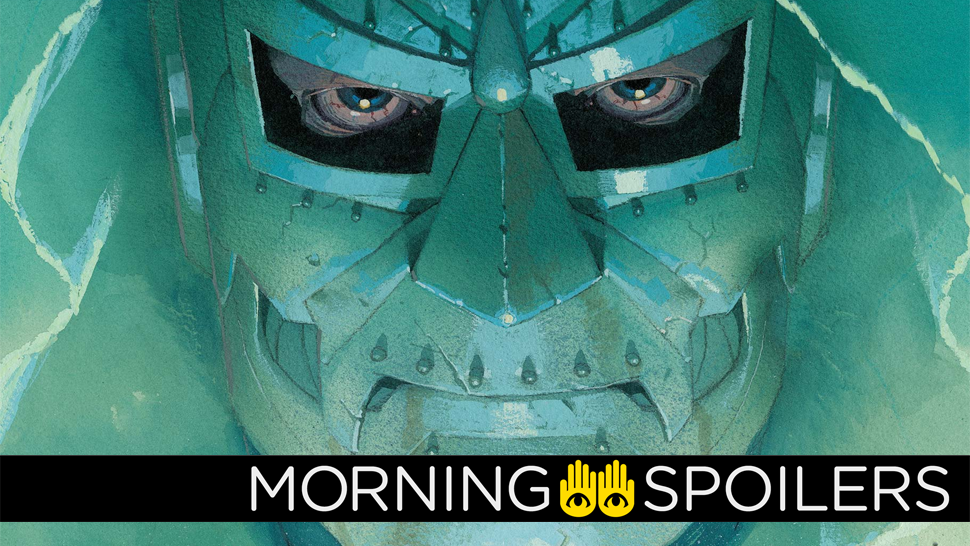 Noah Hawley Discusses The Status Of His Doctor Doom Movie (Again)