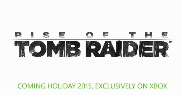 The Next Tomb Raider Is An Xbox Exclusive