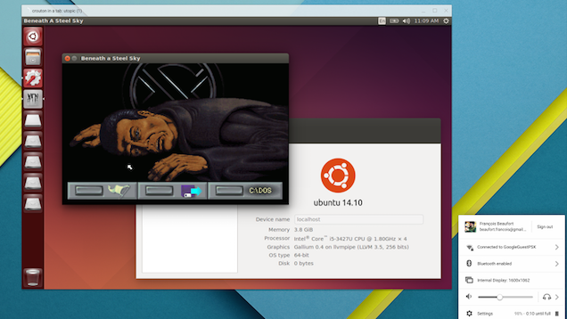 Chromebooks Can Now Run Linux In Its Own Window