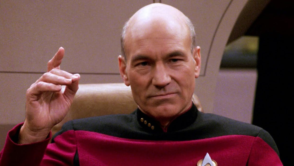 Sir Patrick Stewart Has Been An Important Presence In The Picard Show's Writers Room