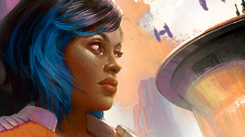 In This Star Wars: Black Spire Excerpt, A Hero Of The Resistance Meets A Galaxy's Edge Favourite