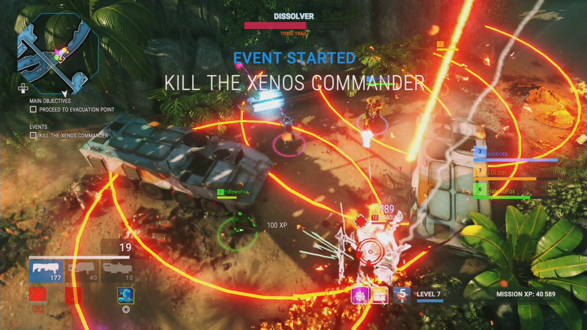 Alienation Is A Great Way To Kill Aliens Together