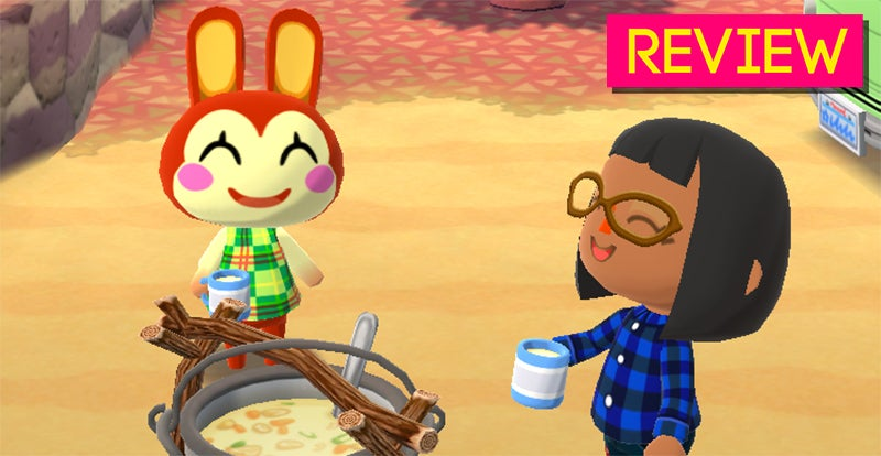 Animal Crossing: Pocket Camp was nearly a very different game