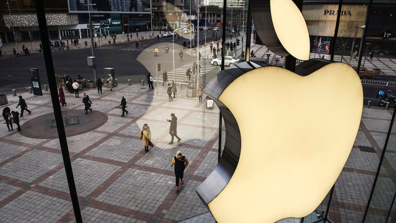 Apple And Foxconn Accused Of Breaking Labour Laws In China To Produce iPhones