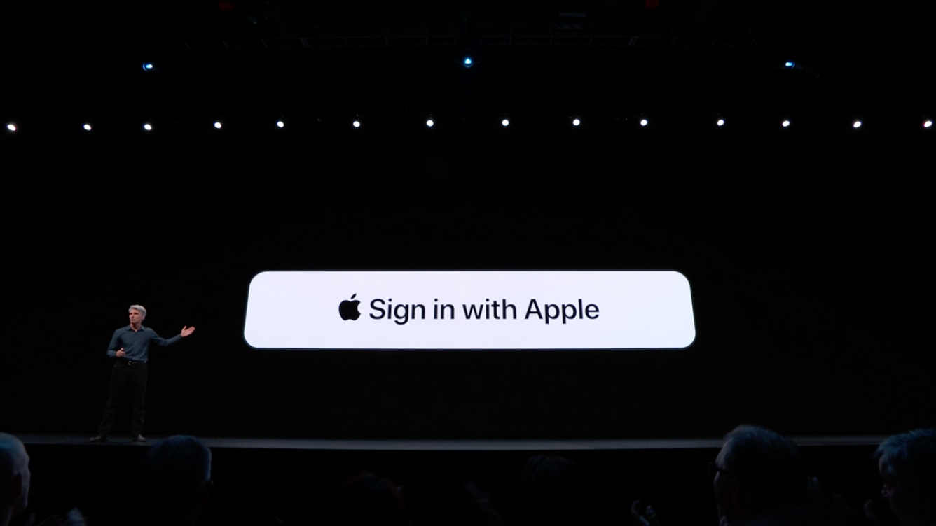 'Sign In With Apple' Promises A Solution To Google And Facebook's Sleazy Tracking Practices