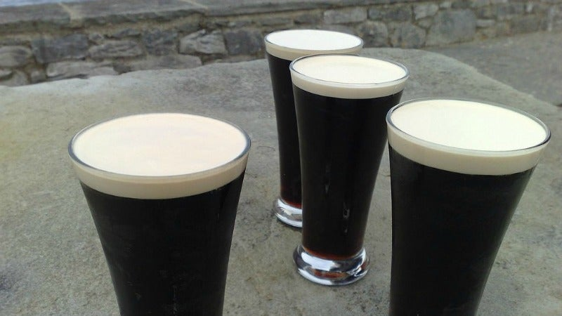 Vegans Can Now Drink Guinness, But Only From A Keg
