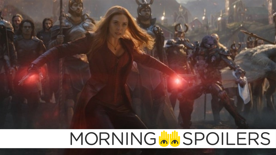 Marvel Set Pictures Tease A Major WandaVision Character And Winter Soldier's New Look