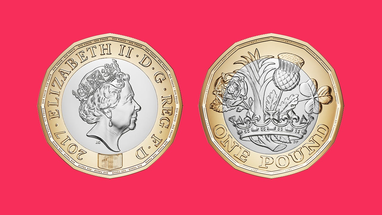 Britain Releases Futuristic New Pound Coin Just In Time For Brexit