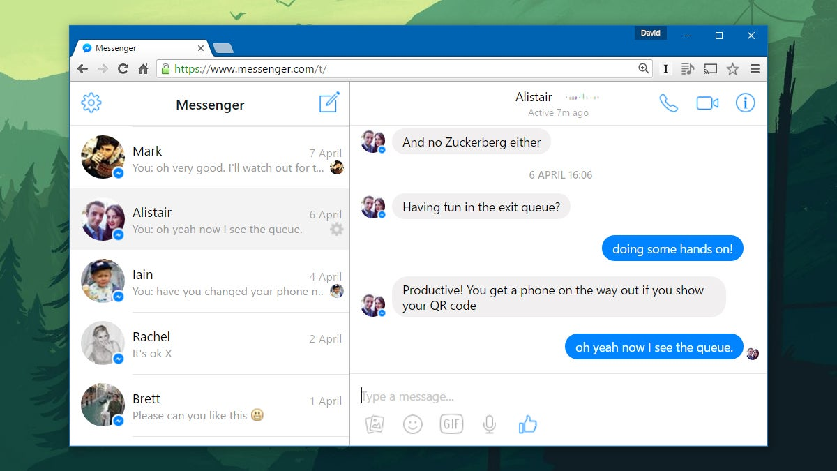 5 Reasons to Use Facebook Messenger for Web Browsers