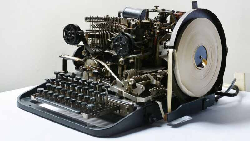 Nazi Teleprinter From World War II Bought On eBay By Museum For $20