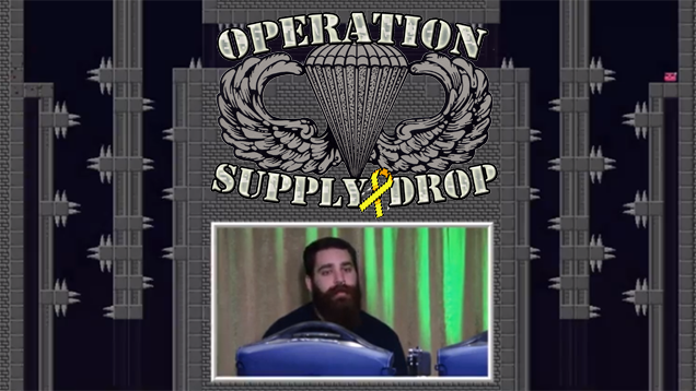 Hackers Attack Operation Supply Drop Charity Drive