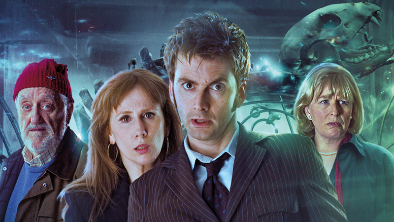 What If Doctor Who's Audio Adventures Were Planned Like They Were Being Made For TV?