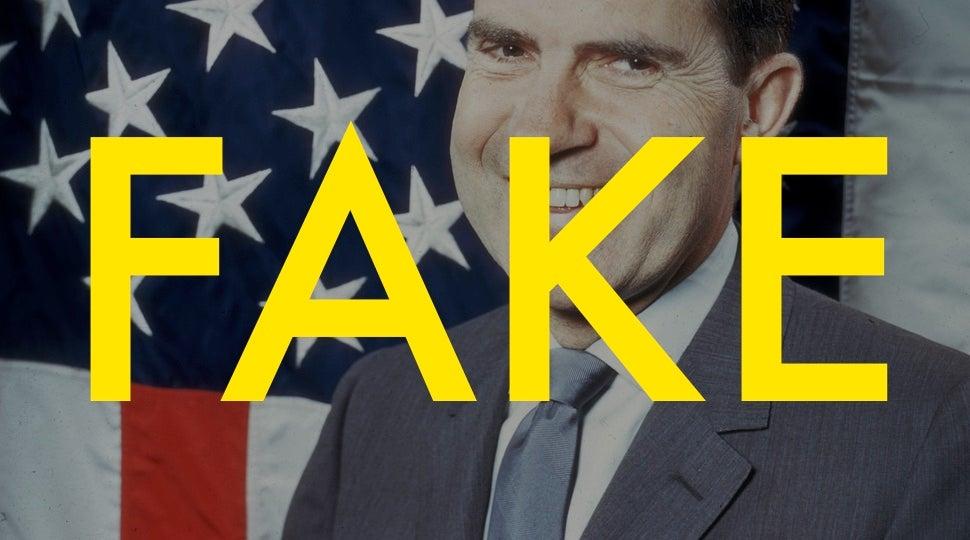 'Retire B***h'Telegram From McDonald's To President Nixon Is Fake