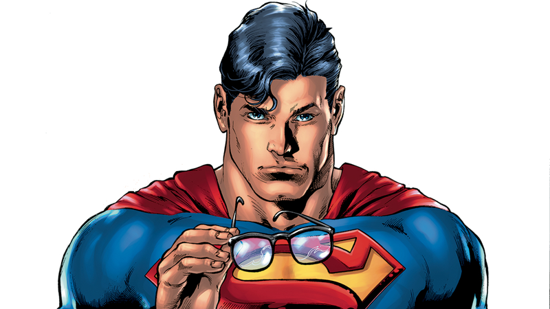 DC Is Revealing Superman's Not-So-Secret Identity (Again)