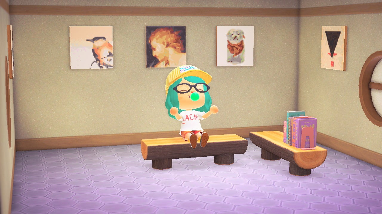 You Can Download Art From A Real Museum In Animal Crossing: New Horizons