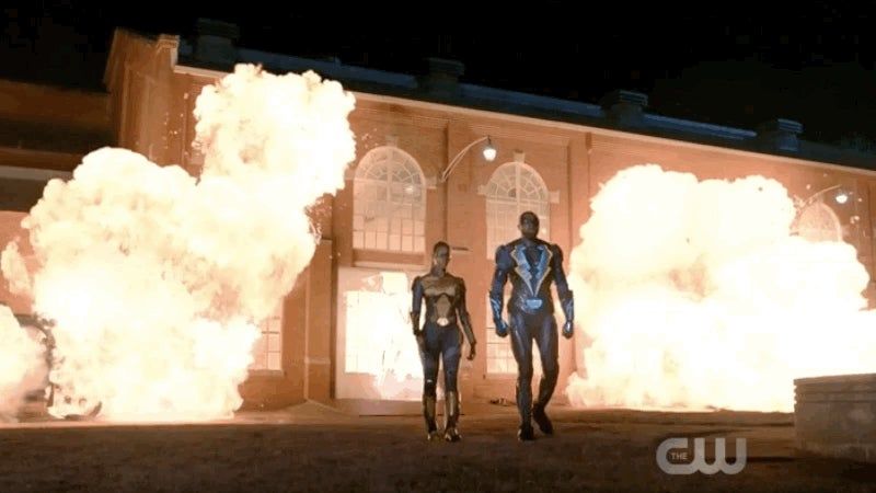 Black Lightning's Family Is Becoming The CW's Newest Team Of Superheroes