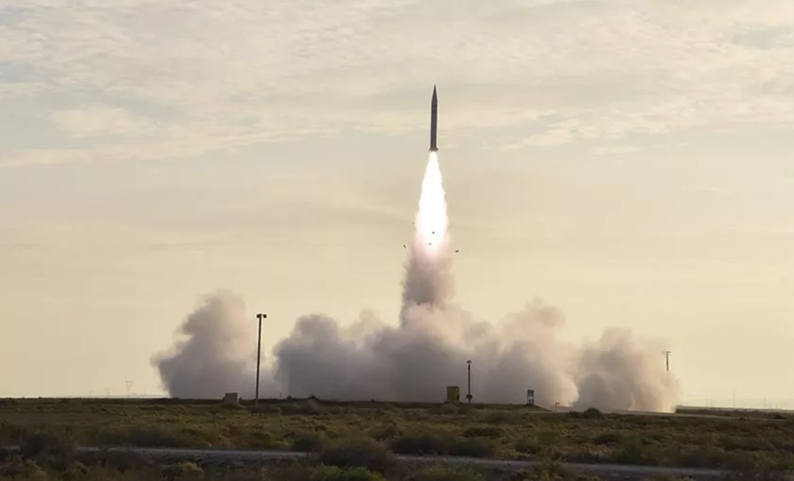 China Tests Hypersonic Aircraft Capable Of Penetrating U.S. Missile Defence Systems
