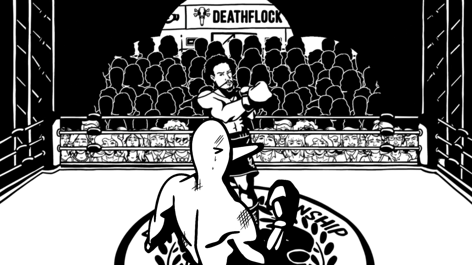 A Punch-Out Successor Starring A Boxing Duck