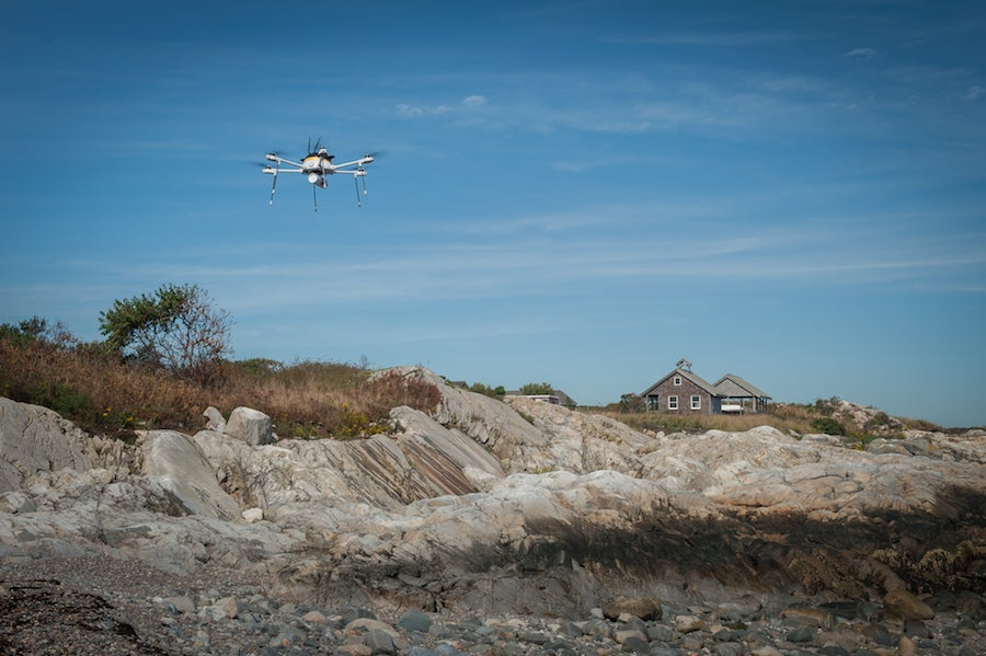 UPS Desperately Wants To Do Drone Delivery [Marketing]
