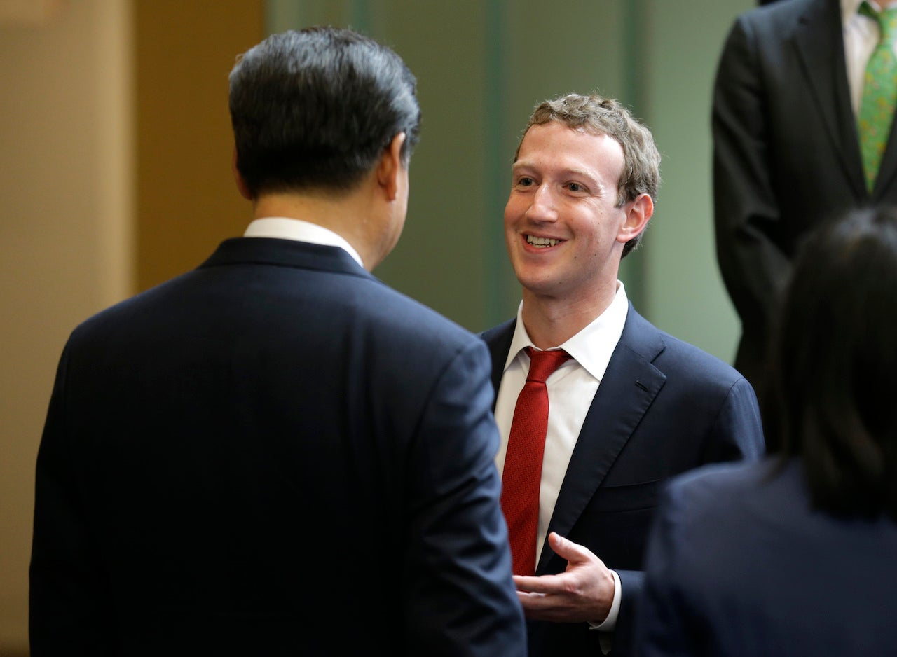 Facebook Reportedly Built A Censorship Tool For China