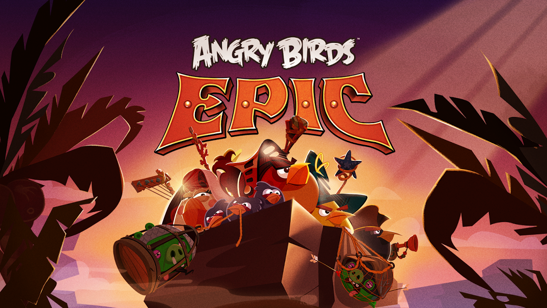 The Next Angry Birds Is A Turn-Based Role-Playing Game. What?