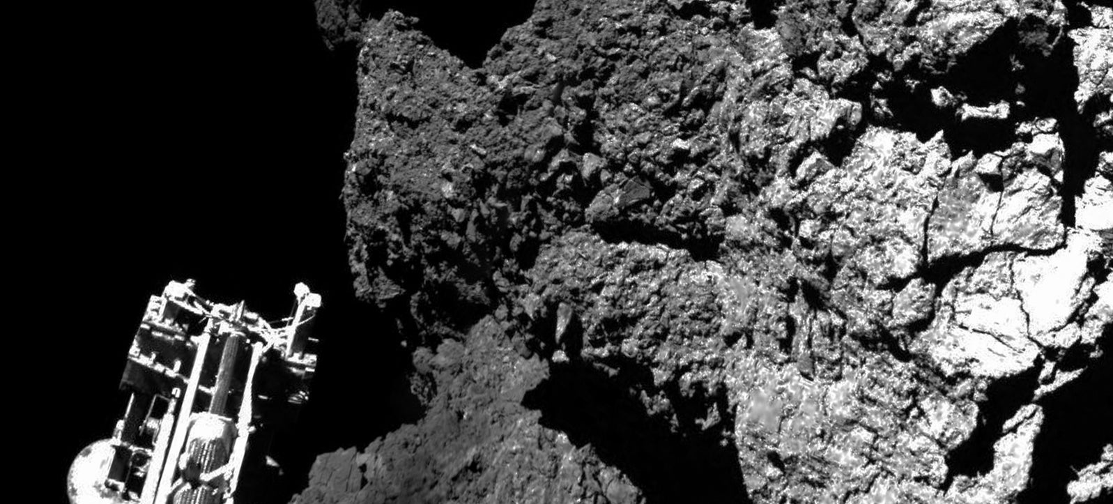 First comet drilling ever confirmed: 100% successful mission, says ESA