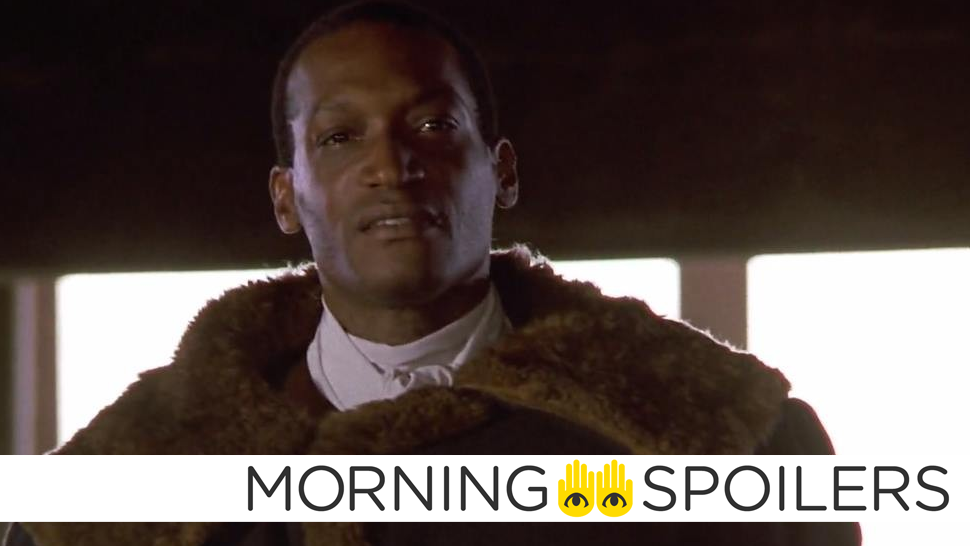 Is The Candyman Remake Close To Finding A Star?