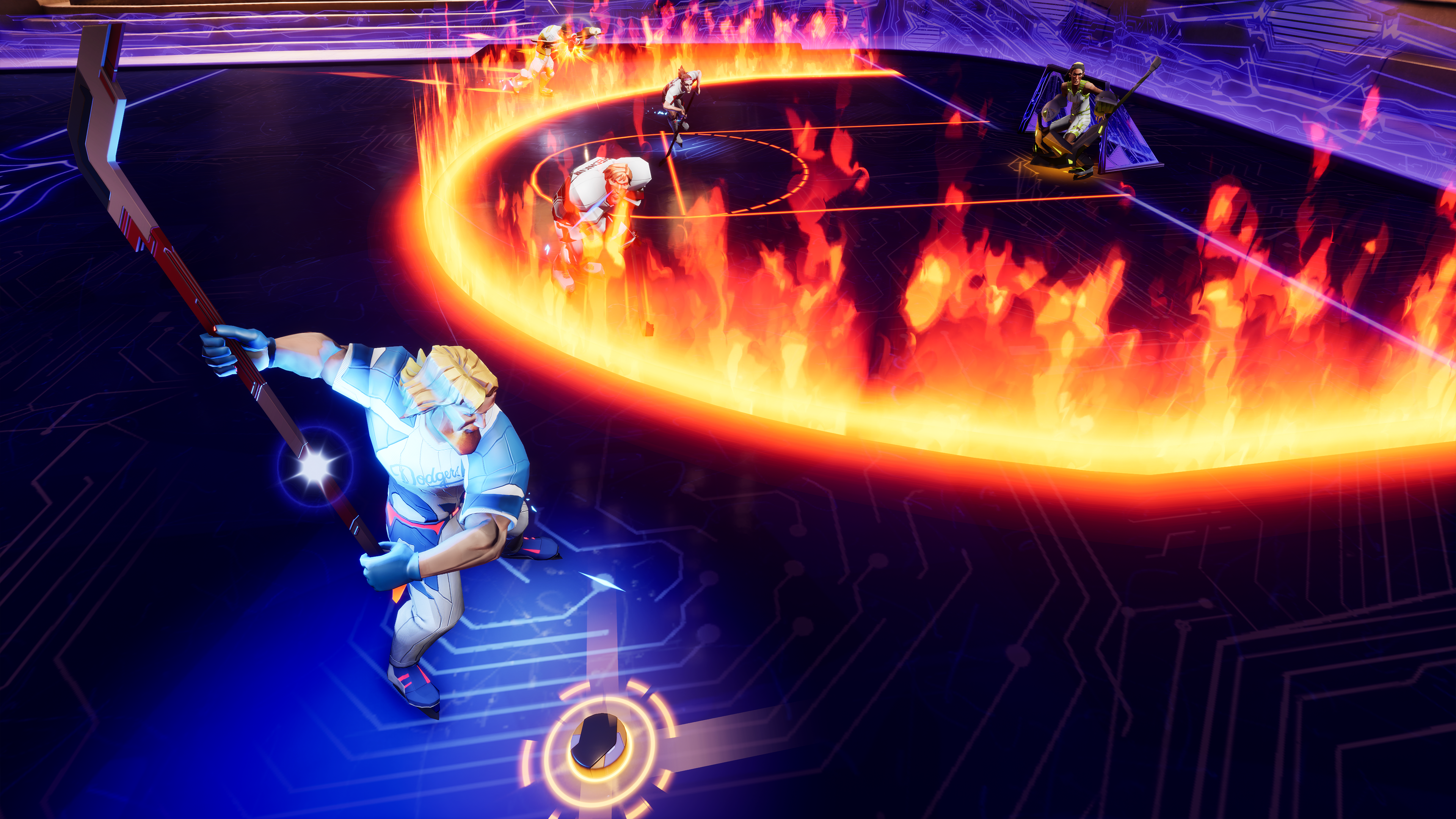 Apple Arcade Is Getting A Brawler-Style Sports Game