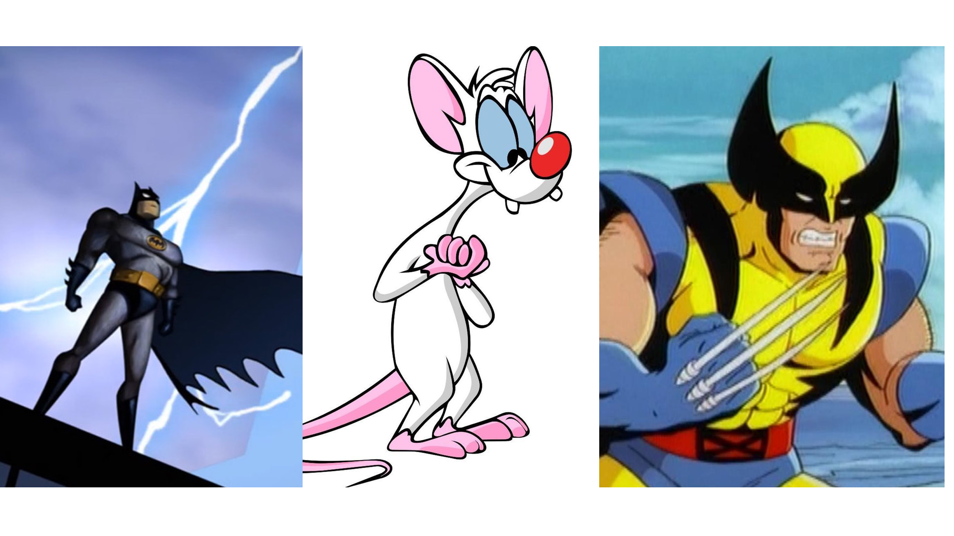 All-Star Voice Actor Cast From Animaniacs,Batman And X-Men Cartoons Teaming Up For New Show