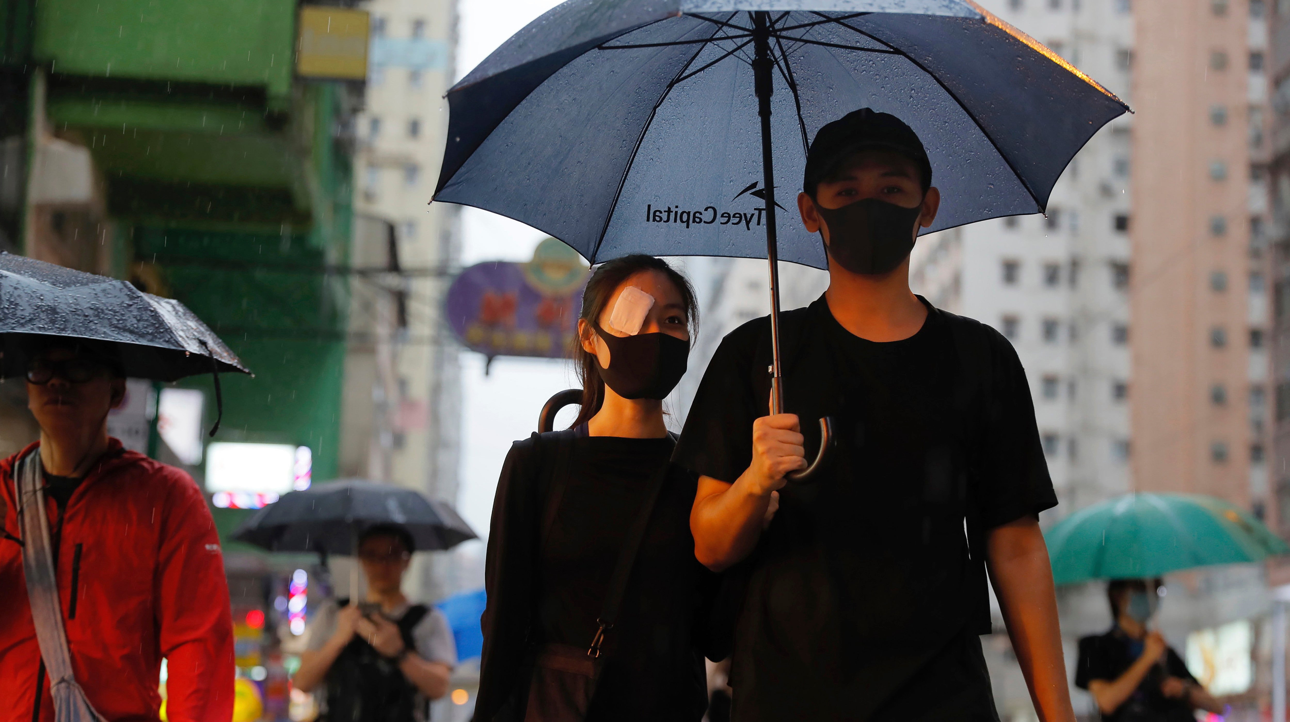 Facebook And Twitter: It Sure Looks Like China's Spreading Bullshit About Hong Kong Protesters