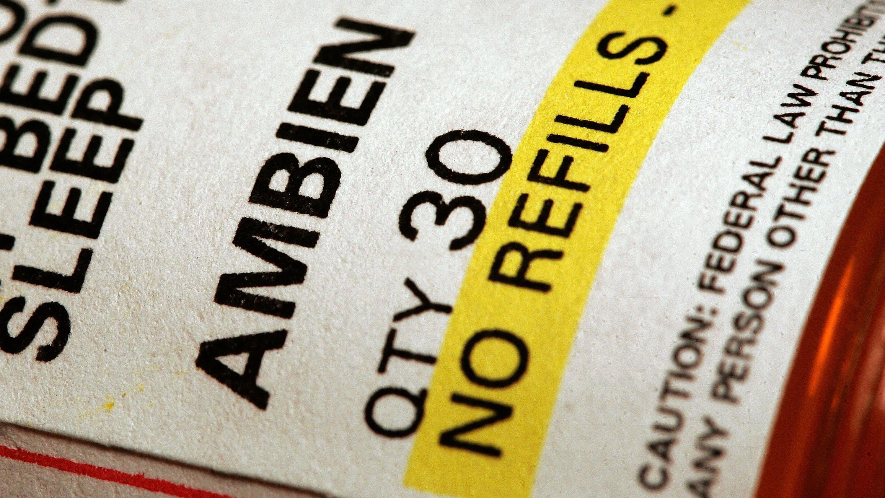 Sleep Drugs Like Ambien Will Get A New FDA Warning About Potentially Fatal Side Effects