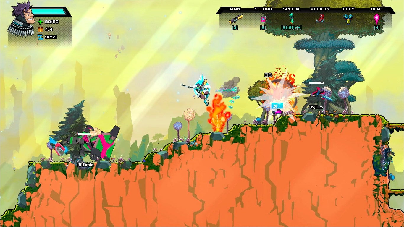 Free Sidescrolling Permadeath MMO Is Surprisingly Fun