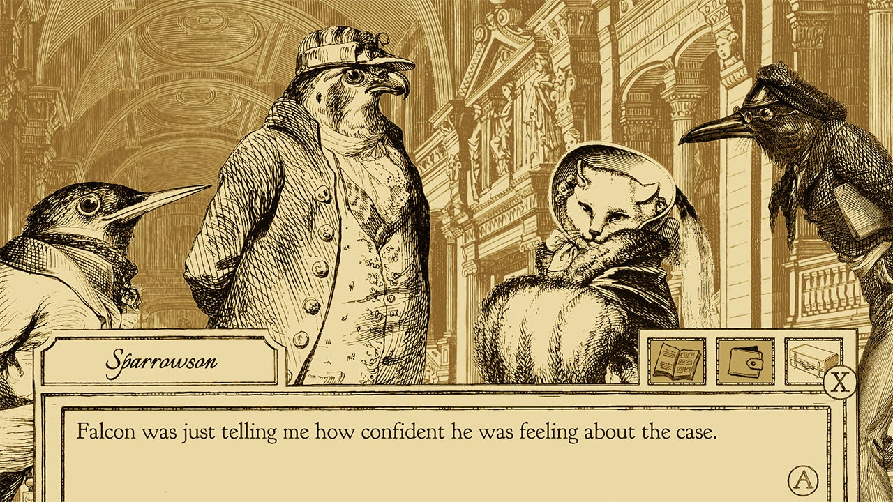 If You Like Phoenix Wright And Animal Puns, Don't Skip Aviary Attorney
