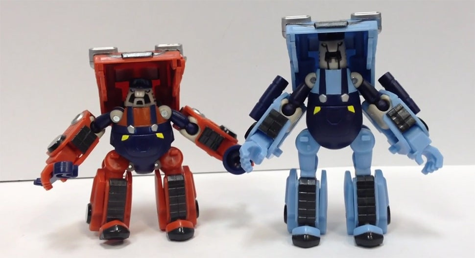 The Unofficial Mario And Luigi Transformers