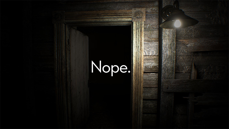 How To Enjoy Resident Evil 7 If You're A Big Scaredy Cat