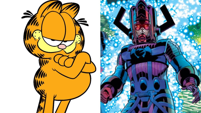 Garfield's Jim Davis Turns Galactus Into The Cutest Planet-Eater Ever
