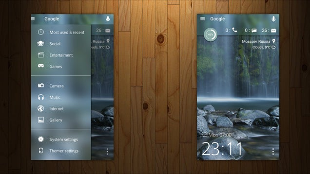 The Blurred L Home Screen Lifehacker Australia