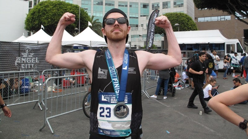 What I Learned Running My First Marathon