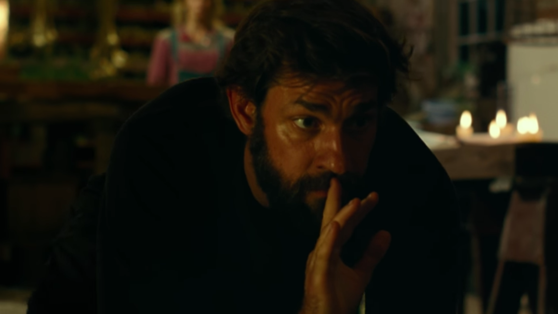 JohnKrasinski & Emily Blunt Star in Horror Film A QUIET PLACE