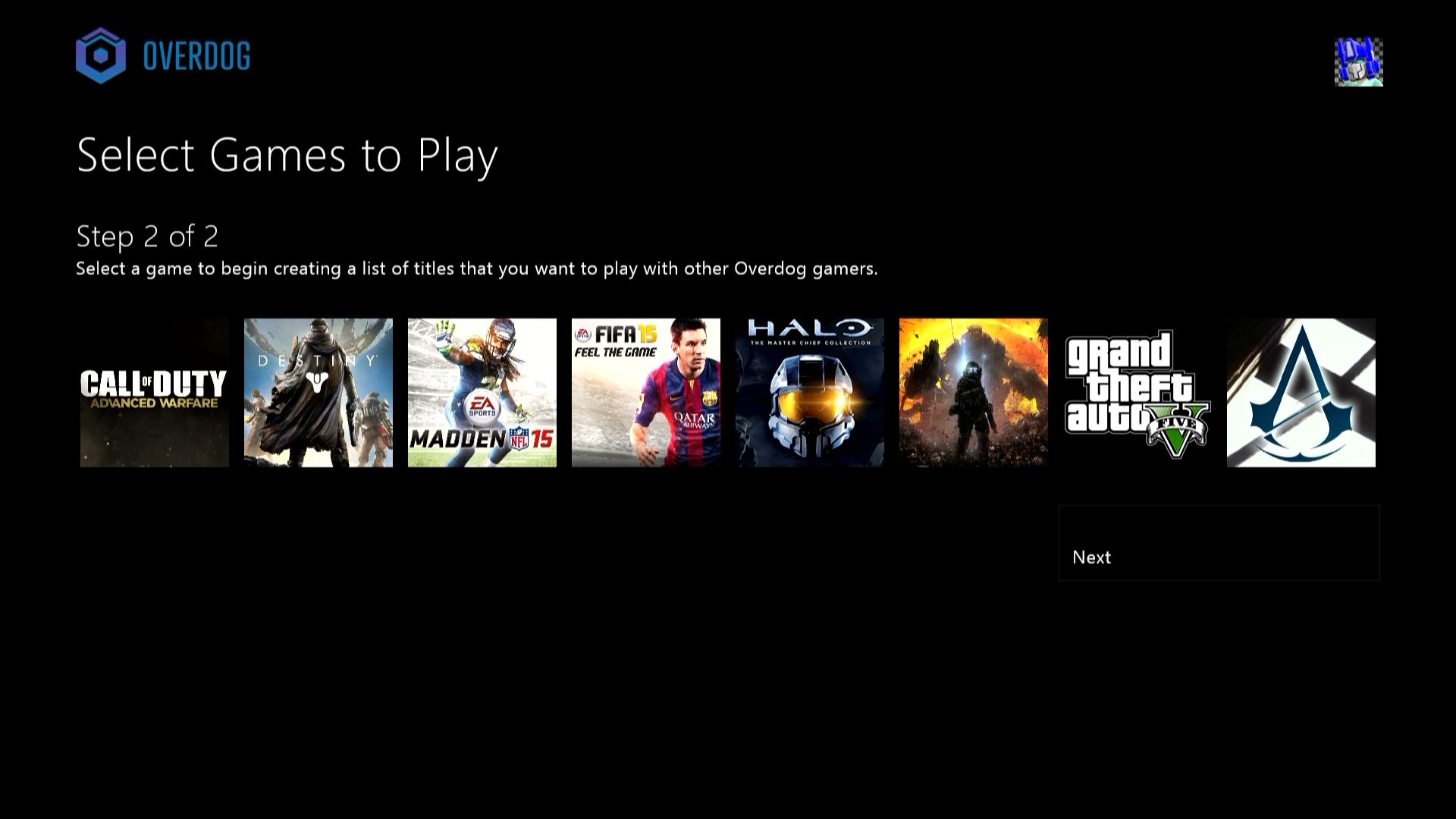New Xbox One Matchmaking App Stumbles Out To Preview Program Members