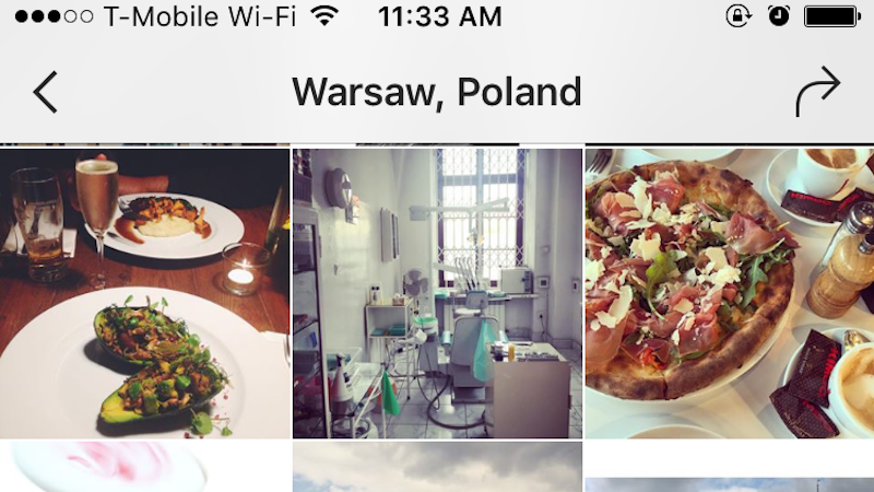 Use Instagram To Find Places To Visit (And Avoid) On Holiday