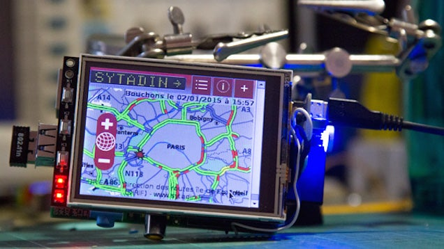Build a Dedicated Traffic Monitor with a Raspberry Pi