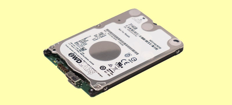This $US30 ($40), 300GB Hard Drive Was Designed Espeically for Raspberry Pi